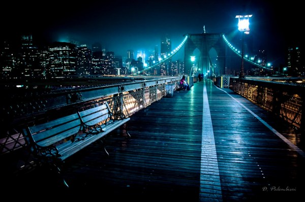 Brooklyn Bridge New York City - NY