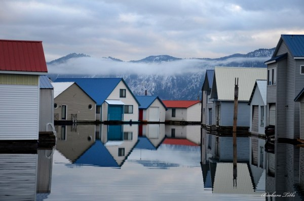 More Float Homes on Lake Pend Oreille