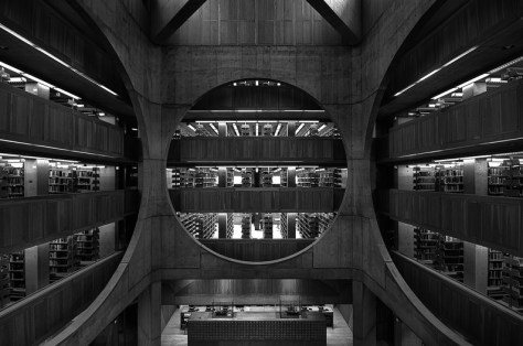 Phillips Exeter Academy Library, Louis Kahn