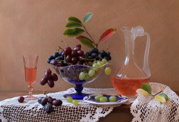 Grapes The Fruit of Hope