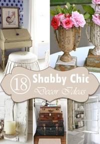 Diy Country Chic Home Decor   Decoratingspecial.com