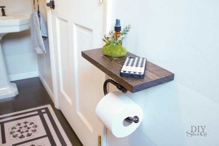 10 Amazing Diy Toilet Paper Holder Ideas Cool Diys