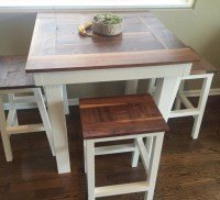 15 DIY Bar Table - Cool DIYs