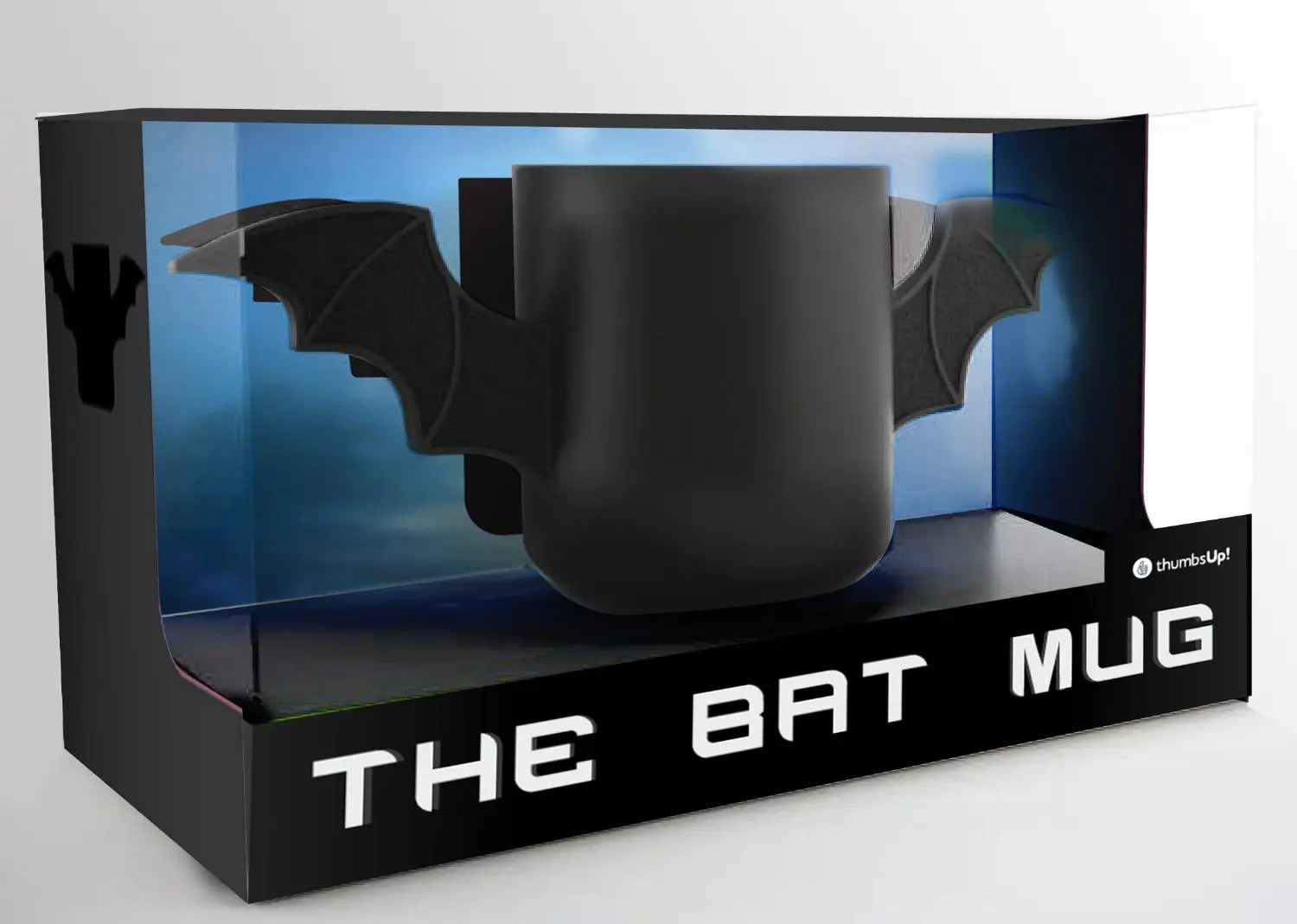 Coole Tassen Bat Mug