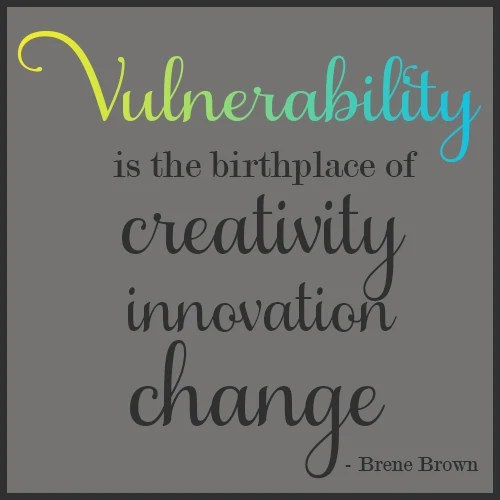 How being vulnerable can transform our lives Cooler Insights