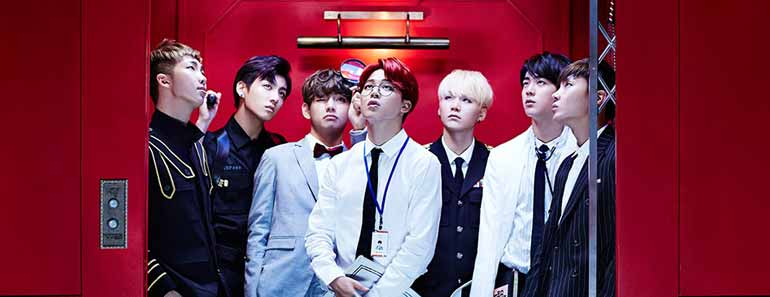 Cute Korean Girl Wallpaper Mega Group Bangtan Boys Strive To Be Next Hot K Pop Sensation