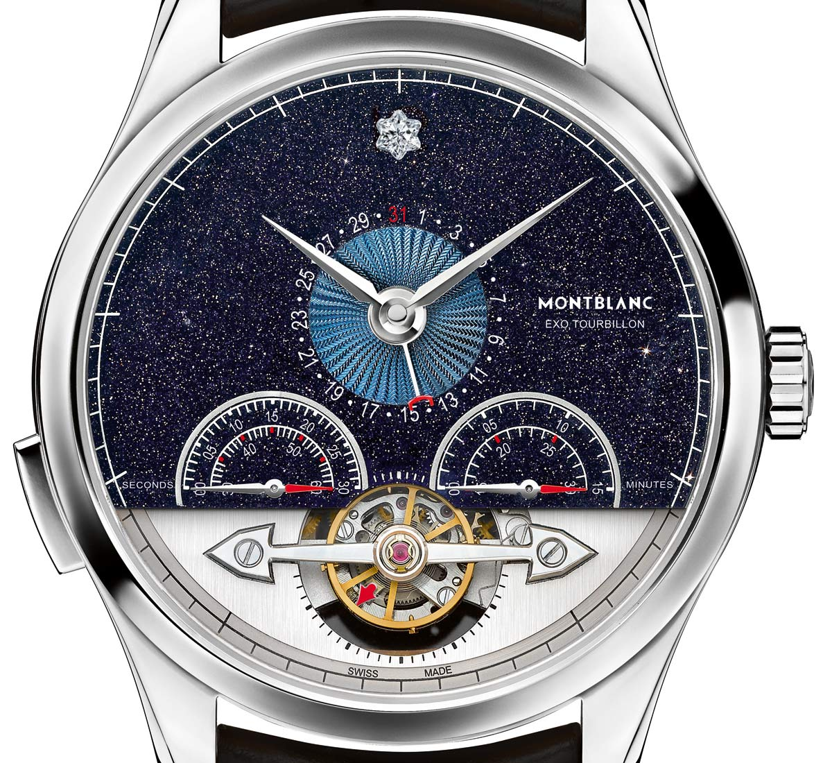 Montblanc Heritage Vasco Da Gama Montblanc S Vasco Da Gama Inspired Timepiece Collection Cool Hunting
