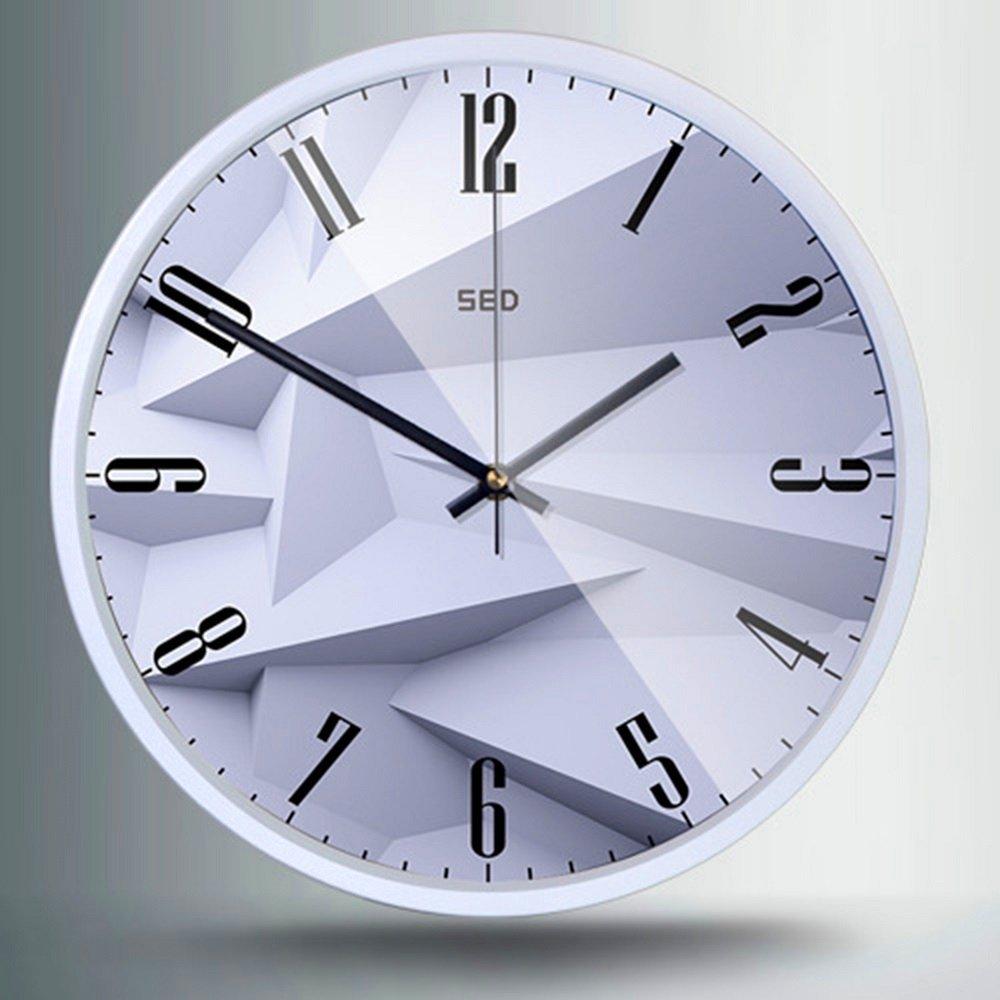 Contemporary Oversized Wall Clocks for Modern Interior