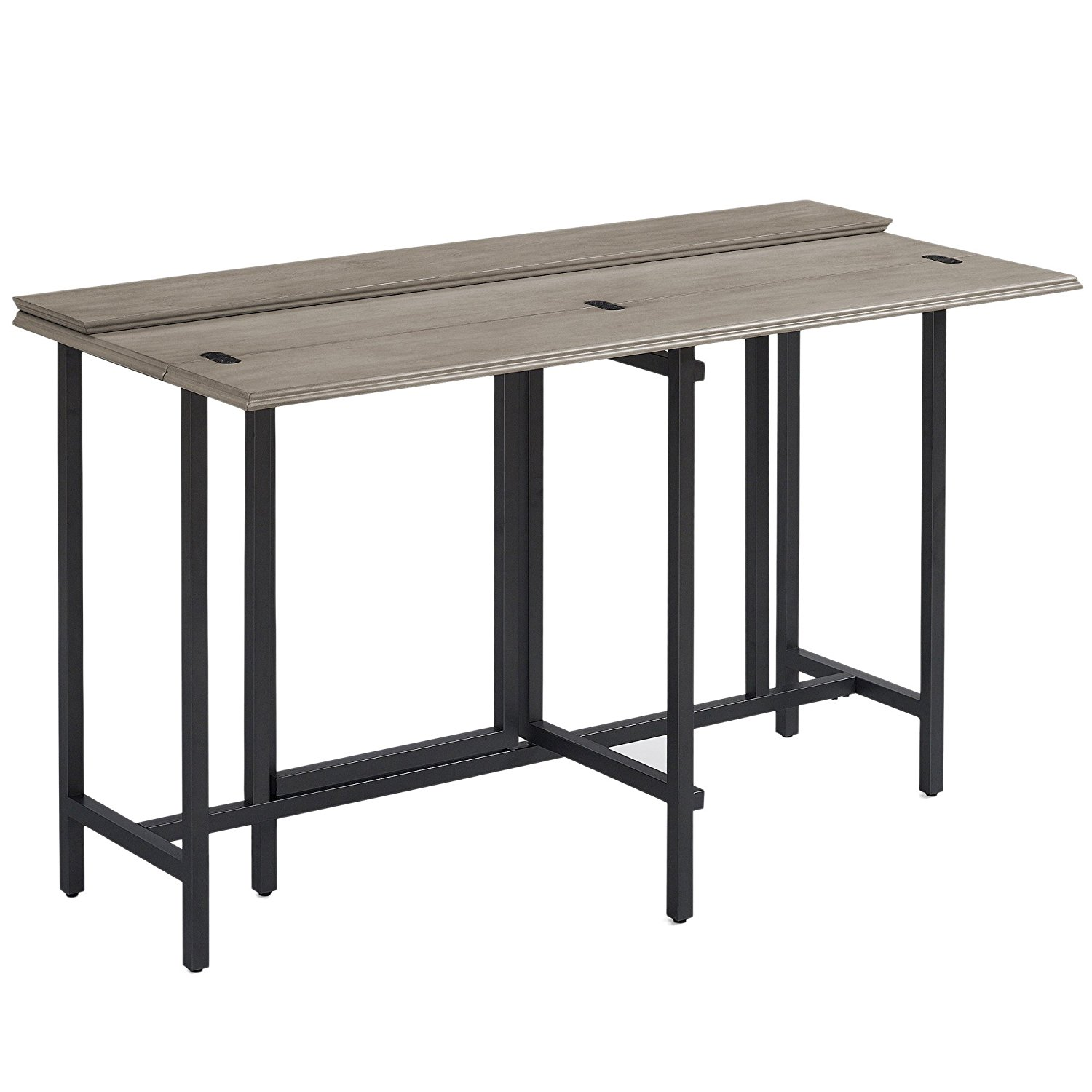 Console To Dining Table Expandable Console Dining Table As Space Saver For Small