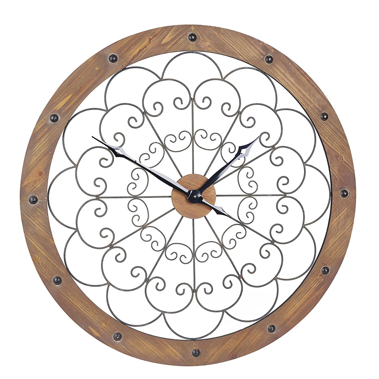 Giant Clock Decor Extra Large Decorative Wall Clocks For Extra Statement
