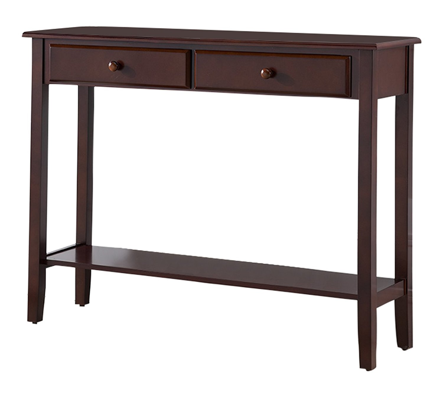Sofa Side Table With Drawer Narrow Sofa Table With Drawers Narrow Console Table With