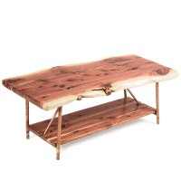 Rustic Wooden Coffee Tables for Your Living Room