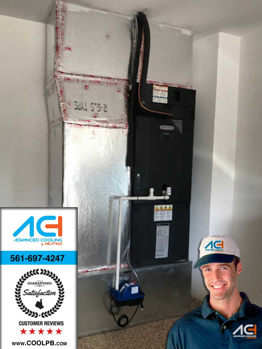 Garage Attic Air Conditioner Attic Or Garage For A C Units Installed In South Florida