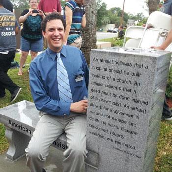 Atheist Monument
