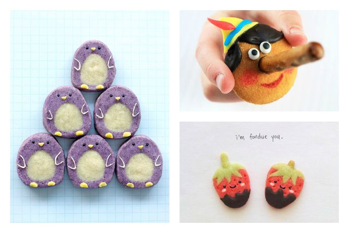 Cute cookie recipes for the cutest cookies ever Ever!