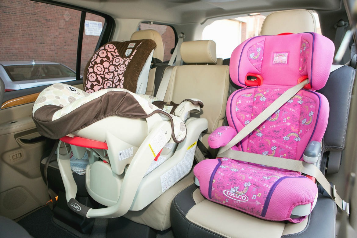 Baby Car Seat Fitting Service 8 Cars For Big Families That Fit 3 Car Seats In The 2nd Row
