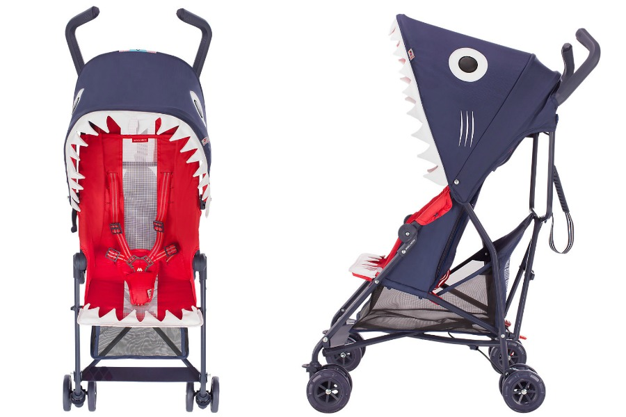 Egg Stroller Guide Plus You Get To Hum The Jaws Theme While You Push It