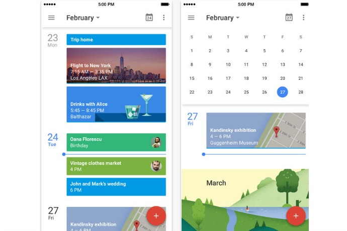 Finally, the Google Calendar app for iPhone is here!