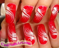 A Nail Design Called Mirage - Nail Art Design From ...