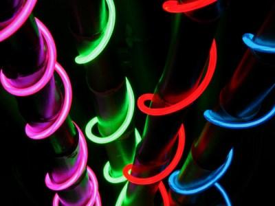 Cool Neon Photo by Jim Daigle