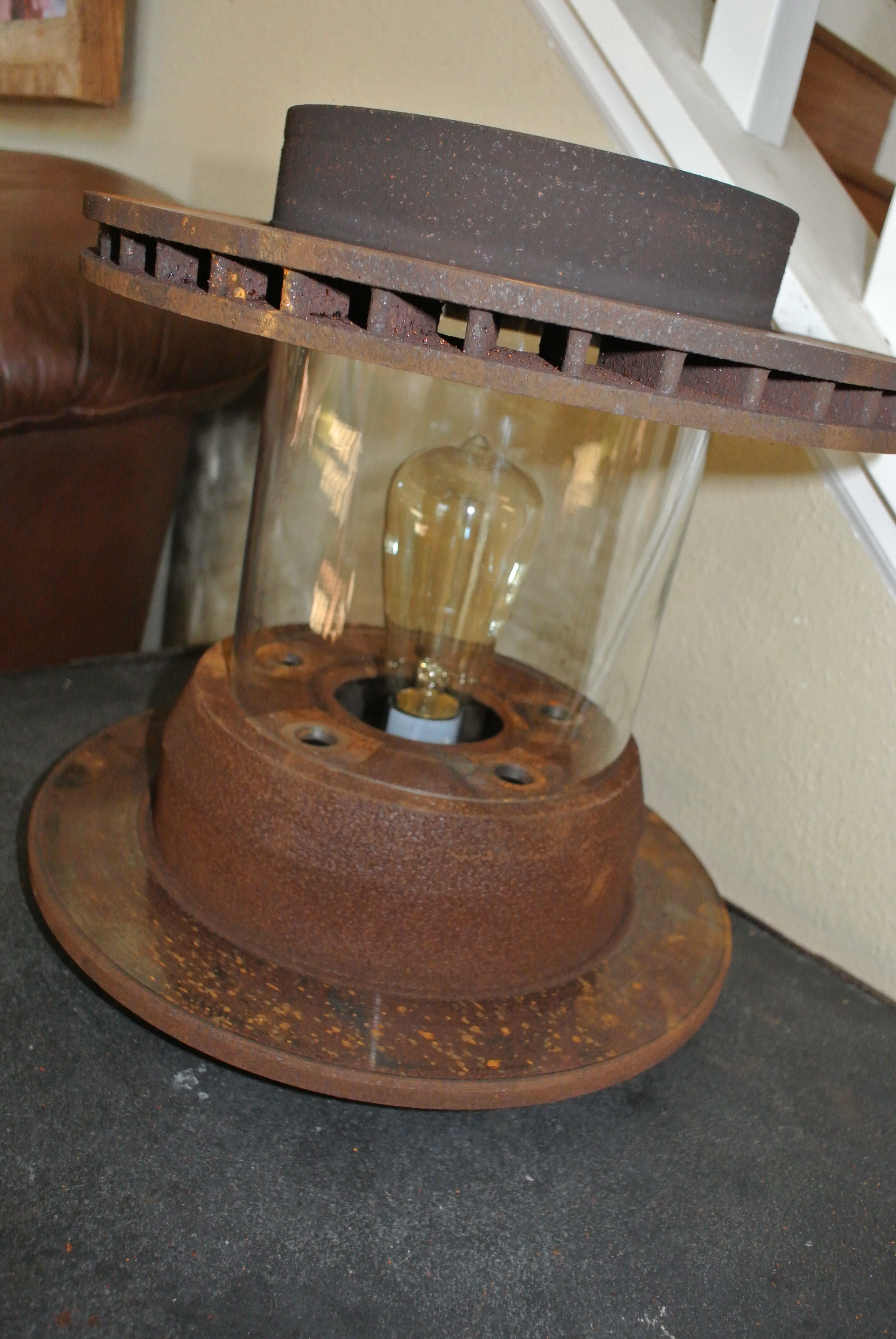 Cool Industrial Lamps Cool Oddities Might Be Trash Might Be Treasure How Do