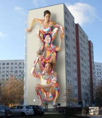 15 Of The Best Full Wall Street Art Pieces Of 2014 - Cools ...