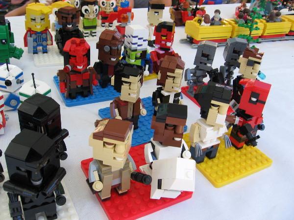 Cool LEGO creations displayed in Balboa Park! \u2013 Cool San Diego Sights!
