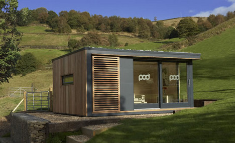 Using A Garden Shed As A Home Office Cool Shed Design - garden shed design