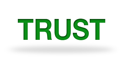 It Starts with Trust