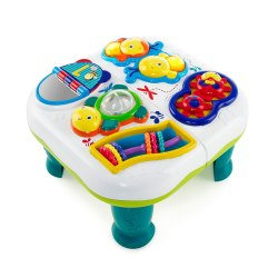 Small Of Baby Activity Table