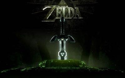 Zelda wallpaper - 3D, Videogames, wallpaperCoolvibe – Digital Art