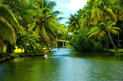 backwaters-of-alappuzha-in-kerala | Wallpapers HD