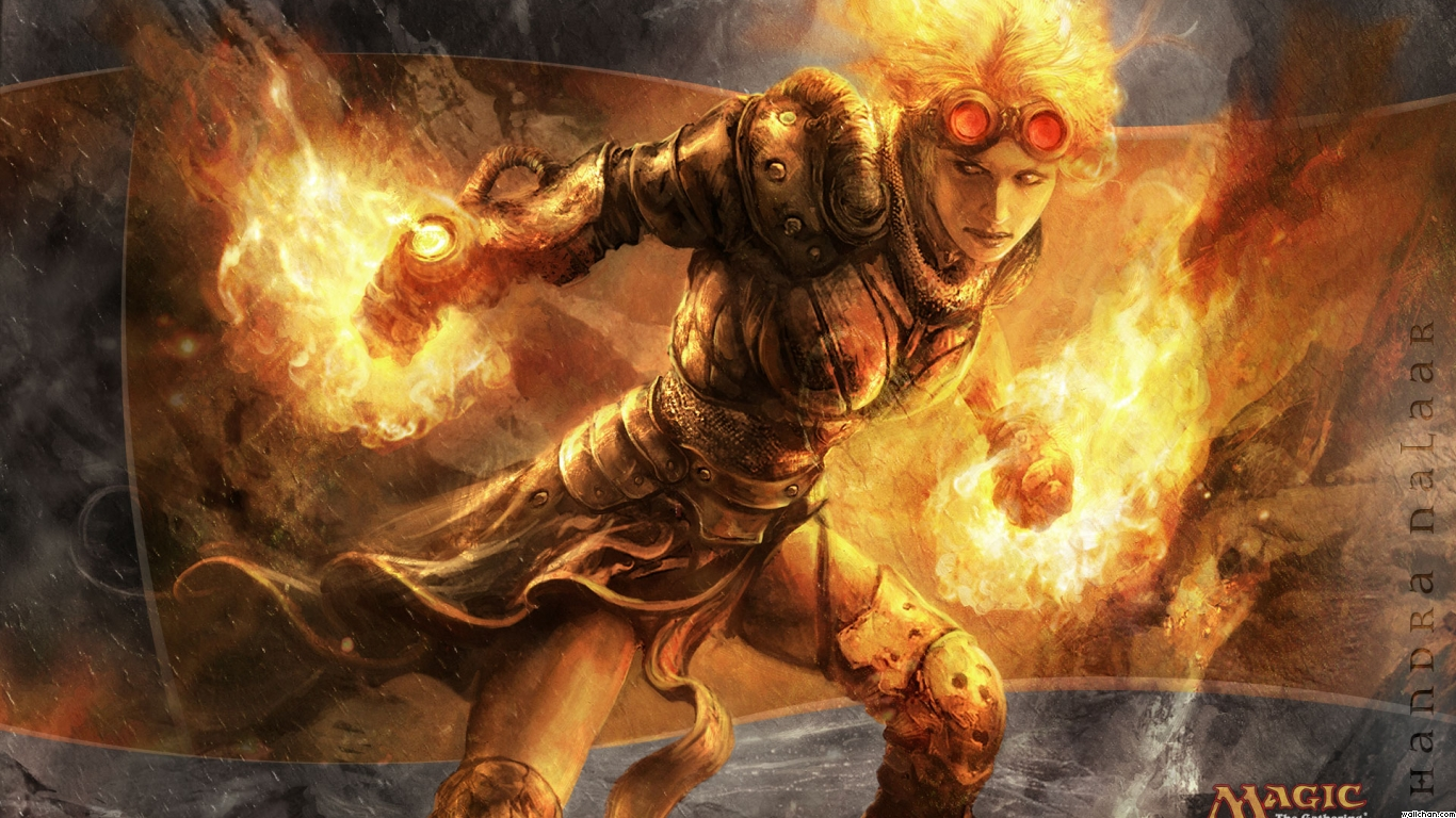 Cute Anime Pictures Wallpapers Cute Anime Chandra Nalaar On Fire Wallchan 898420