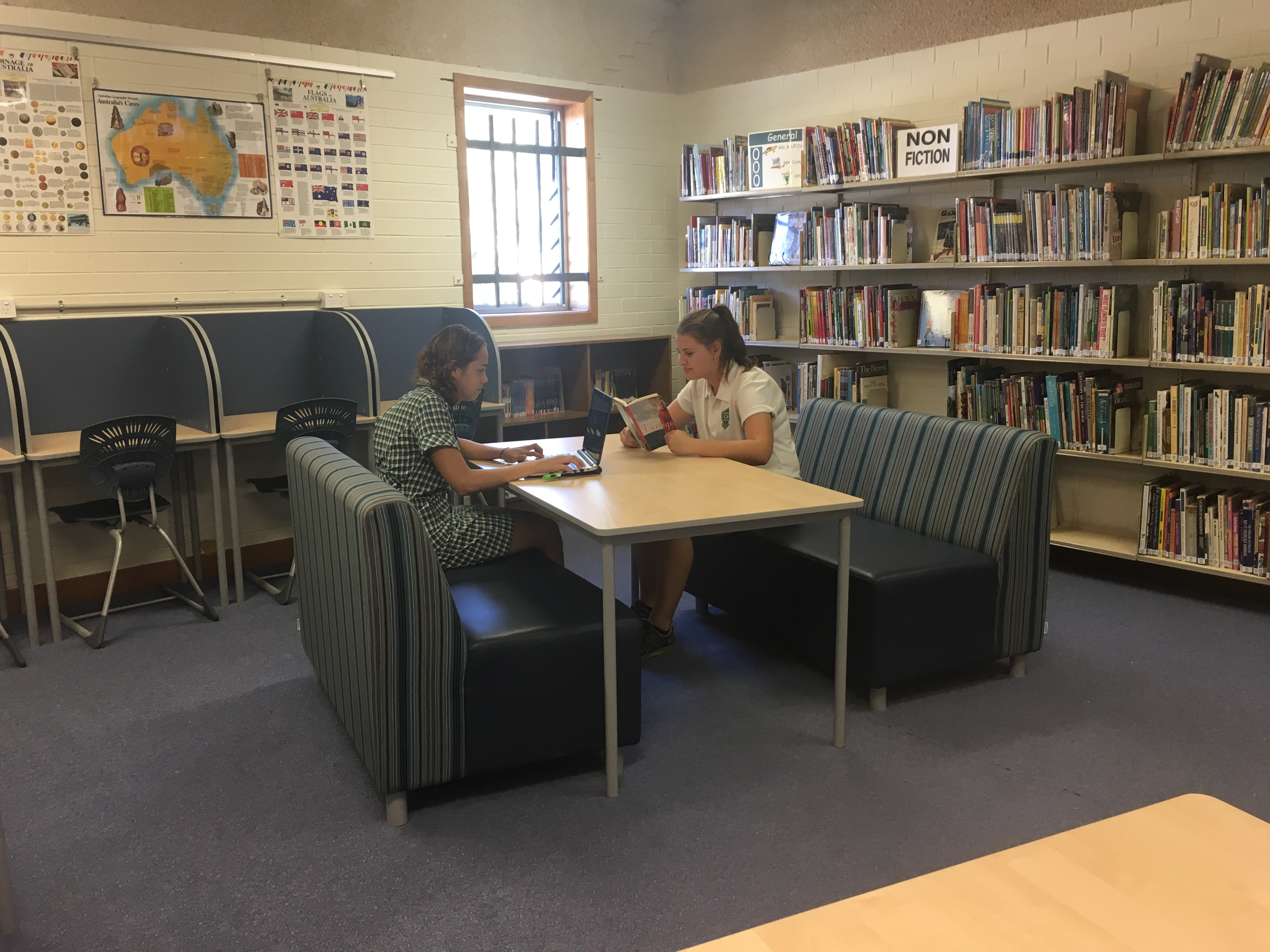 Library Furniture Australia Library News Coomealla High School