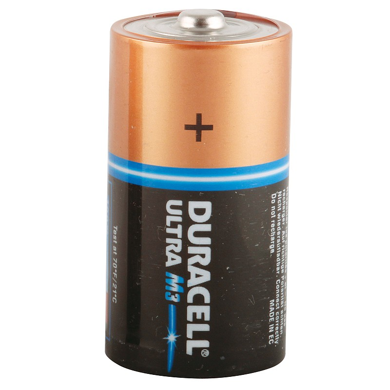 Coopers Of Stortford Duracell C Battery From Coopers Of Stortford - Batterie C