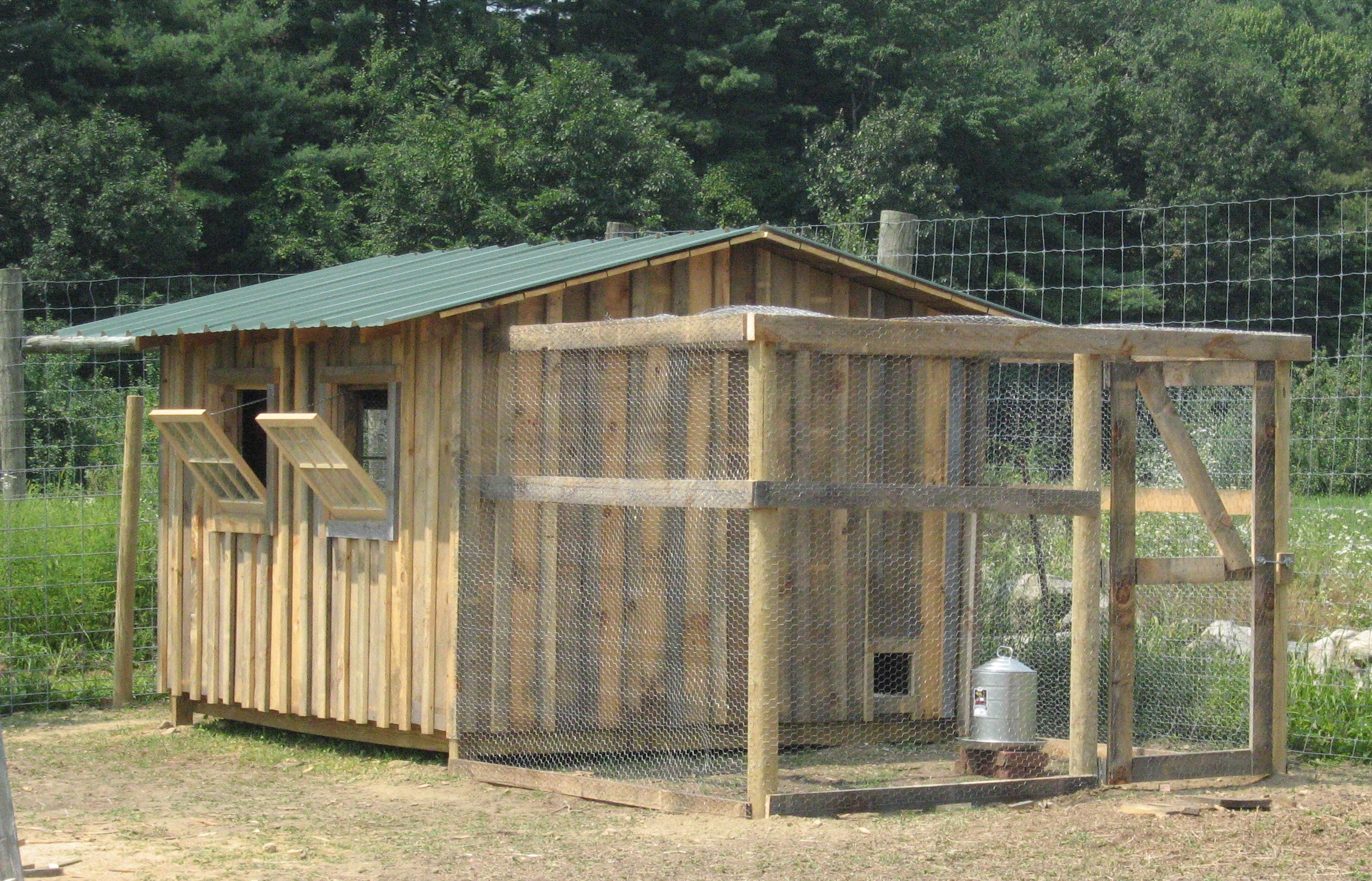 Diy Walk In Chicken Coop 301 Moved Permanently