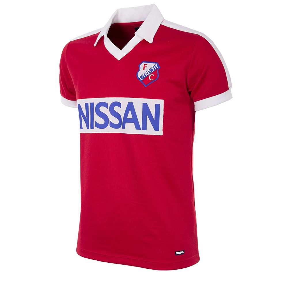 Vintage Shop Utrecht Shop Fc Utrecht 1987 88 Retro Football Shirt 739 Buy Online