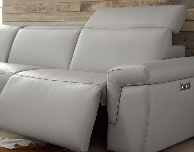 Stressless Sofas M10 Reclining Sectional - Sarasota Modern & Contemporary
