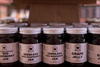 Culinary Mill Jams and Jellies