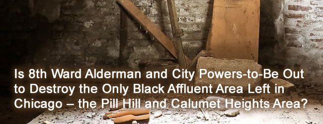 8th Ward Alderman Abuse of Power Continues