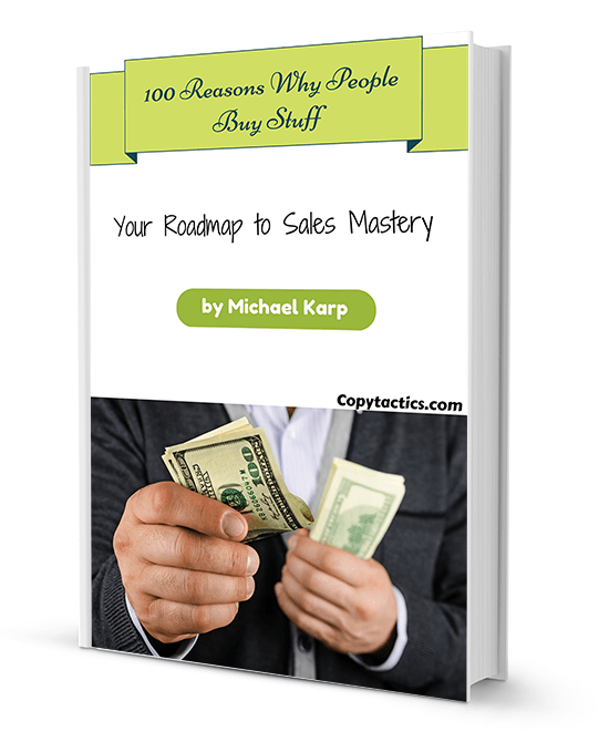 100 Reasons Why People Buy Stuff - Your Roadmap to Sales Mastery