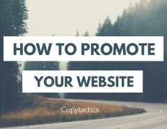 How to Promote Your Website Image