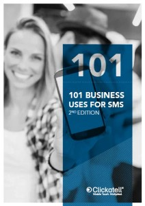 101 business uses SMS