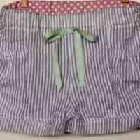 Seersucker Bubble Shorts