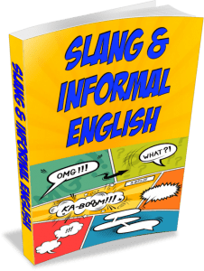 slang-informal-english