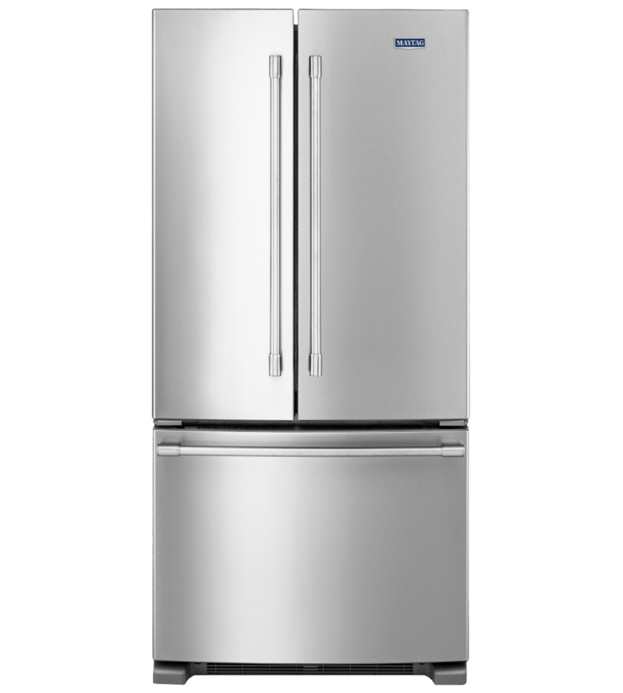 Maytag Refrigerator 33 Stainless Steel Corbeil Electro