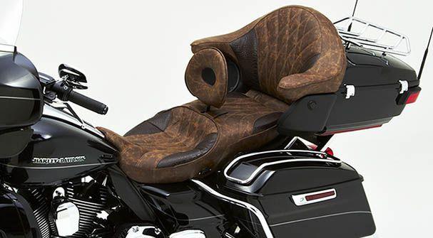 Corbin Motorcycle Seats  Accessories HD Touring Bikes 800-538-7035