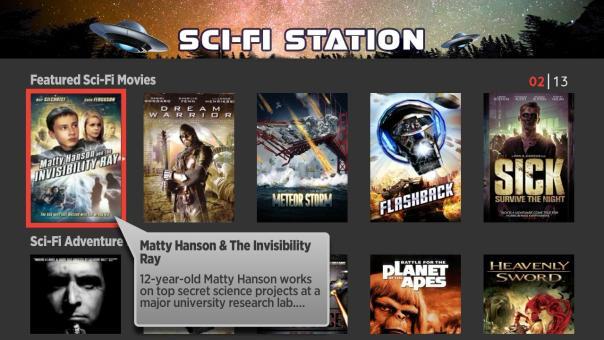 SciFiStation
