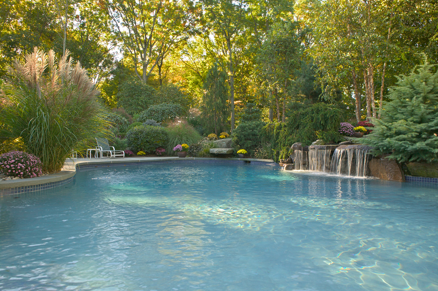 Schwimmingpool Natur Beautiful Natural Swimming Pools In New Jersey