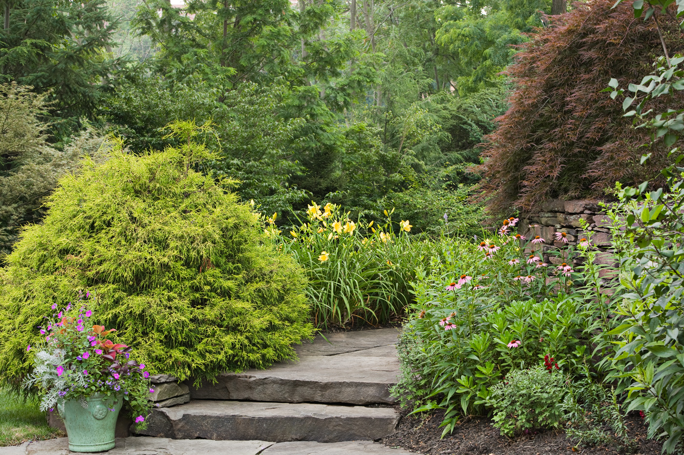 Garden Design Jersey garden paths new jersey cording landscape design